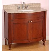 "Doral 24"", 30"", 36"" or 48"" Single Bowl Bath Vanity"