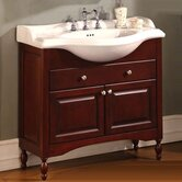 Windsor 26&quot;, 30&quot;, 34&quot; or 38&quot; Narrow Depth Bathroom Vanity