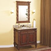 "Tuscany 24"", 30"" or 36"" Bathroom Vanity"