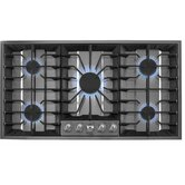 36&quot; Recessed Grate Design Gas Cooktop