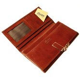 Firenze Checkbook Clutch