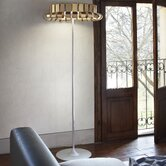 Dore 1 Light Floor Lamp