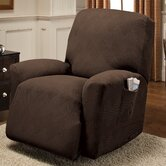 Optics Recliner Stretch Slipcover