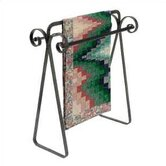 Scroll Quilt Rack