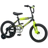 "Boy's 16"" Flex Cruiser Bike with Training Wheels"