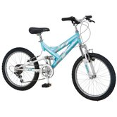 "Girl's 20"" Chromium Mountain Bike"