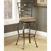 Marin 24&quot; Swivel Counter Stool