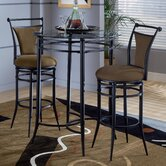 Cierra Bistro Set - Bear Stools