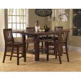 Outback 5 Piece Counter Height Dining Set