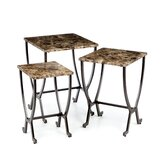 Monaco 3 Piece Nesting Tables