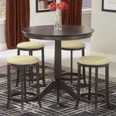 Tiburon 5 Piece Dining Set