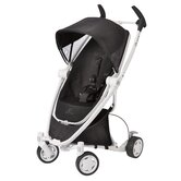 Zapp Xtra Stroller with Folding Seat White Collection