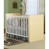 Milano Convertible Crib with Toddler Rail