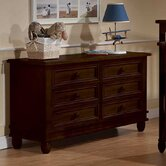 Wendy 6 Drawer Dresser