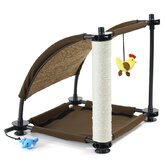 Scratch Ramp Steel Scratching Post