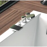 Eden Deck Mount Bathtub Filler
