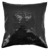 Glitzy Glow Pillow Cover