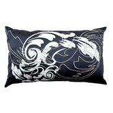 Life On The Earth Thai Silk Pillow Cover