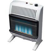 20000 BTU Natural Gas Vent Free Wall Space Heater
