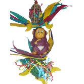 Foraging Friend Monkey Bird Toy