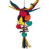 Fruit Bowl Bird Toy
