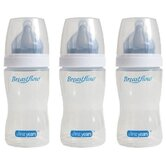 Breastflow BPA Free Bottle (Set of 3)