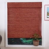 Arlo Blinds Bamboo Roman Shade in Randa Auburn