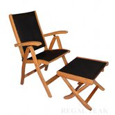 Regal Teak Outdoor Chairs