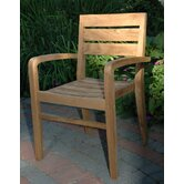 Ventura Stacking Arm Chair