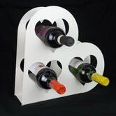 Heart Wine Rack