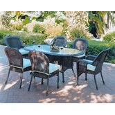 Key West 7 Piece Dining Set