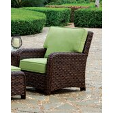 Saint Tropez Wicker Chair