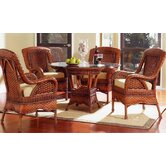 Autumn Morning 5 Piece Dining Set