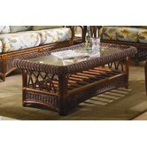 Havana Wicker Coffee Table