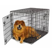 Ultima Pro Fold &amp; Carry Triple-Door Dog Crate