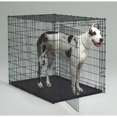Starter Series Large Pet Home with Plastic Pan