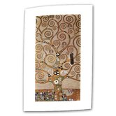 "Gustav Klimt ""Tree of Life"" Canvas Wall Art"