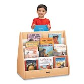 "28"" H Rainbow Accents Pick-a-Book Stand - 2 Sided"