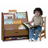 Sproutz Toddler Pick-A-Book Stand with 1 Sided