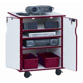 Lockable Presentation Carts