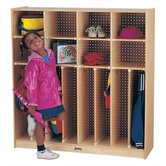 "Neat-n-Trim Lockers - 48"" - 8 Sections"