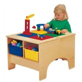 KYDZ Building Table - Duplo Compatible with Tubs