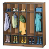 SPROUTZ&reg; Coat Locker - 5 Sections