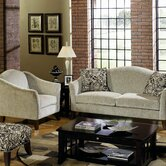 Vogue Sofa and Chair Set