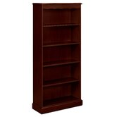 "94000 Series 78"" H Five Shelf Bookcase"