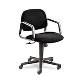 Mid-Back Swivel / Tilt Office Chair with Arms