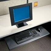 Laminate Keyboard Platform, Black