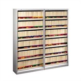 600 Series Shelf Files - 6-Shelf Open Legal Files