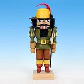 Musketeer Nutcracker