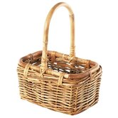 Eco-Friendly 2 Bottle Wine Basket